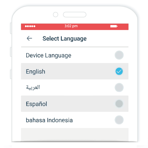 Multiple Language Support CircleCare