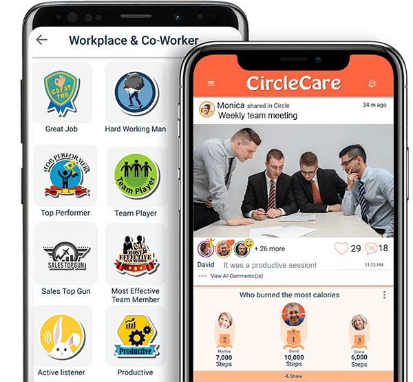 CircleCare_Corporate_Wellness_App